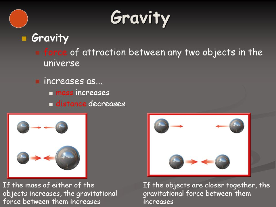 Earth's Gravitational Acceleration When all forces except gravity acting on a falling object can be ignored, the object is said to be in free fall.
