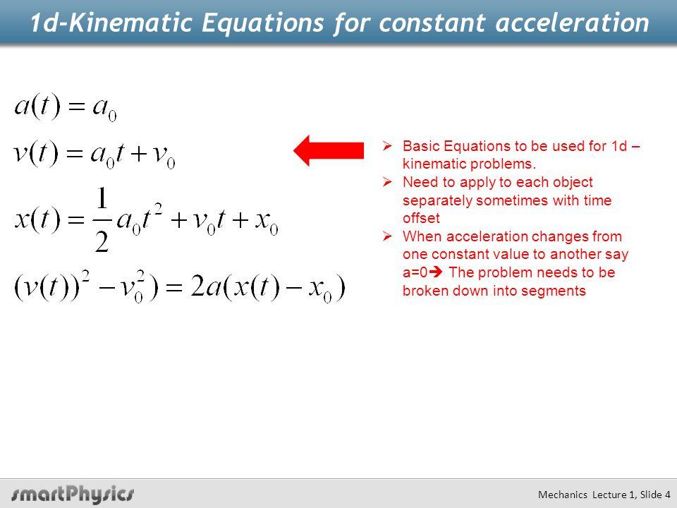 Two thrown balls problem Mechanics Lecture 1, Slide 15