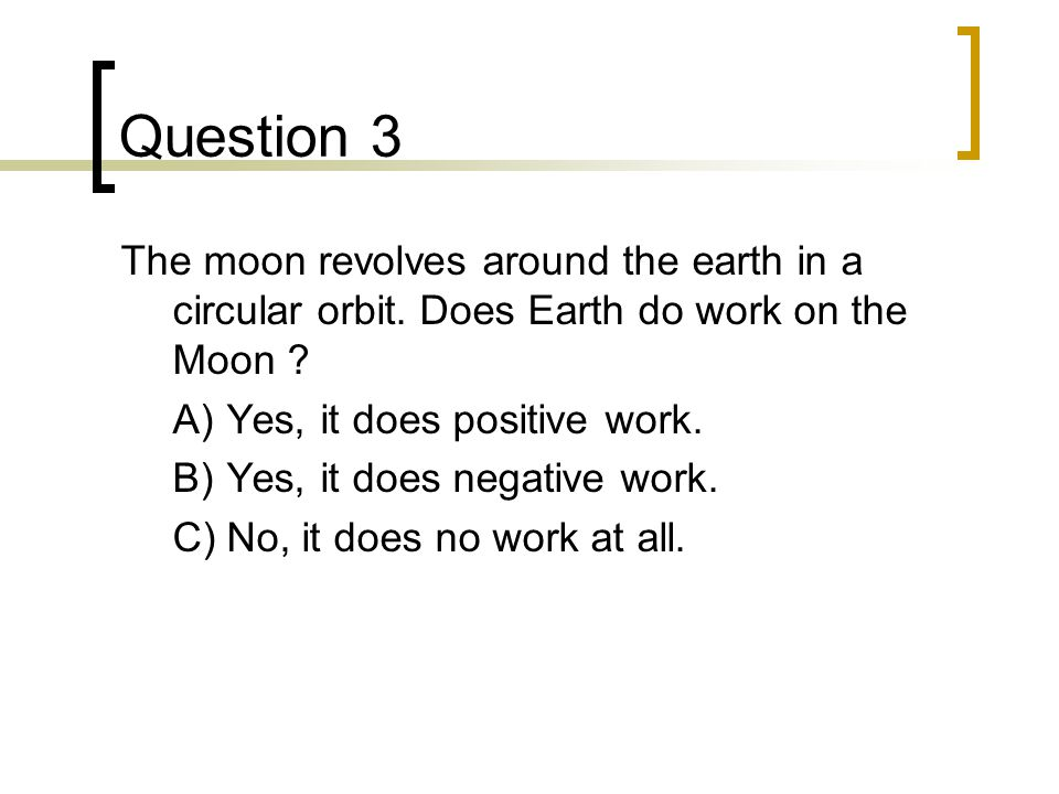 Question 4 Planet Xavier has a moon, Yakov, which orbits in a highly elliptical orbit.