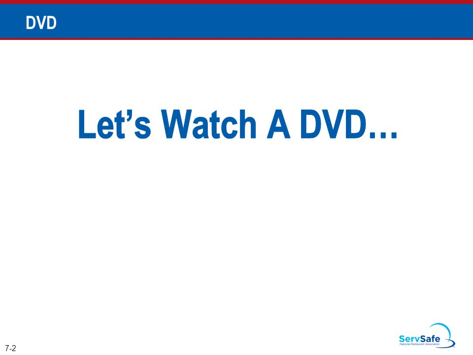 7-2 DVD