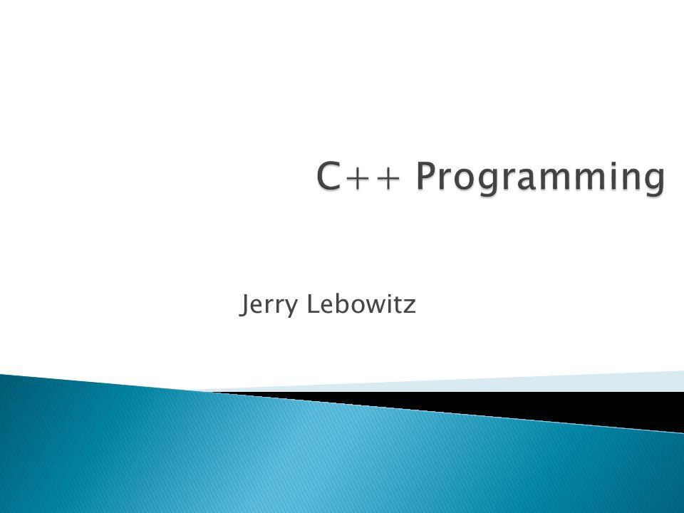 Jerry Lebowitz