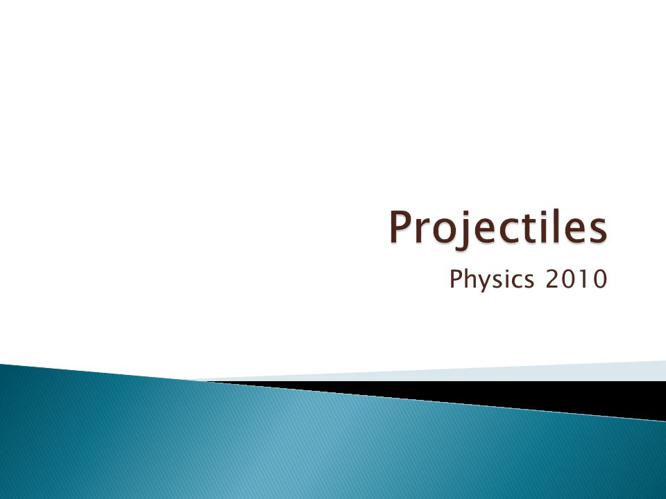Physics 2010