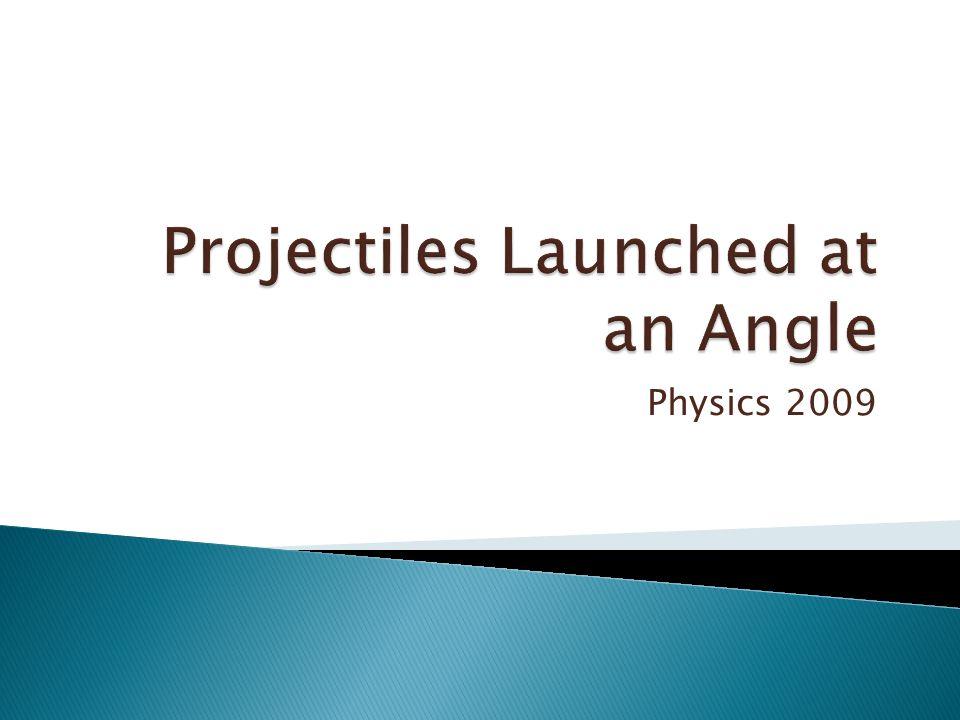 Physics 2009