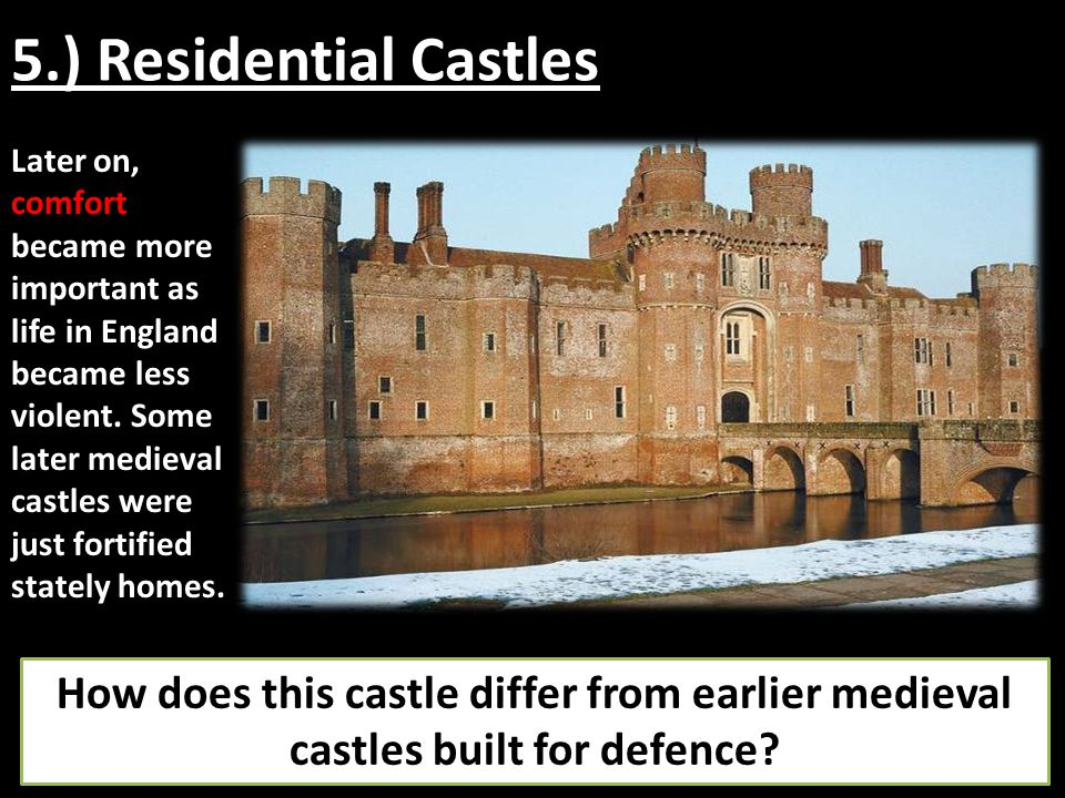 How did Castles Develop?