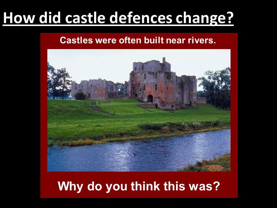 Common Castle Defences