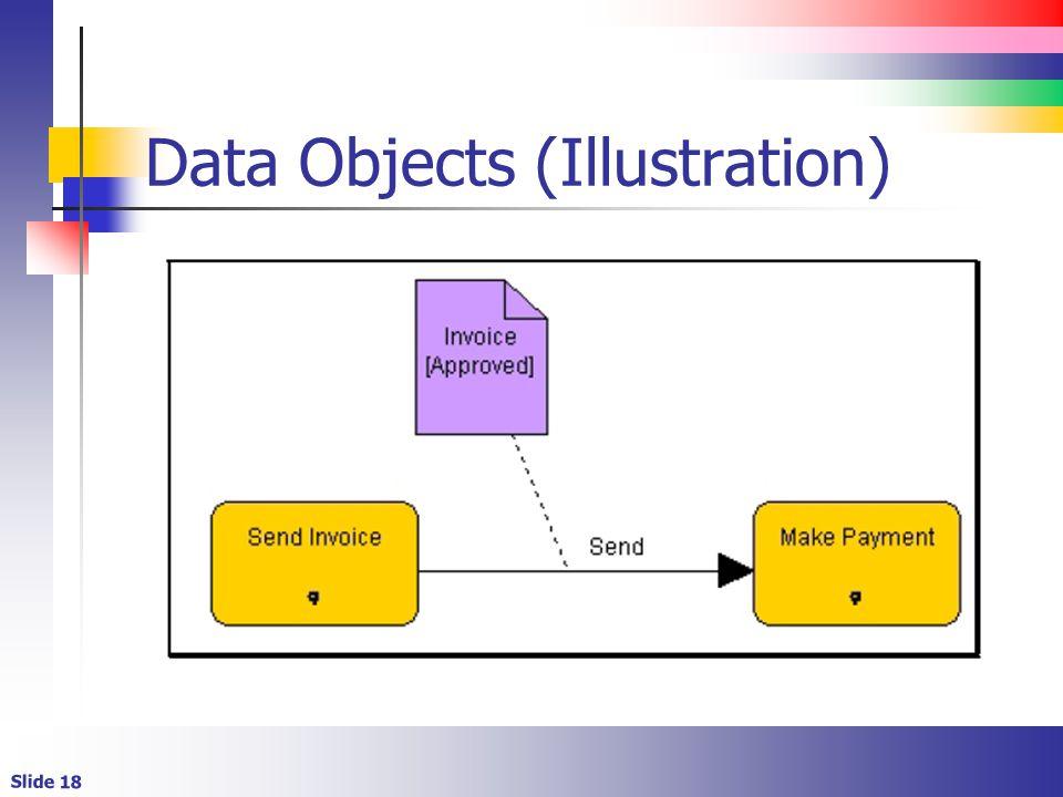 Slide 18 Data Objects (Illustration)