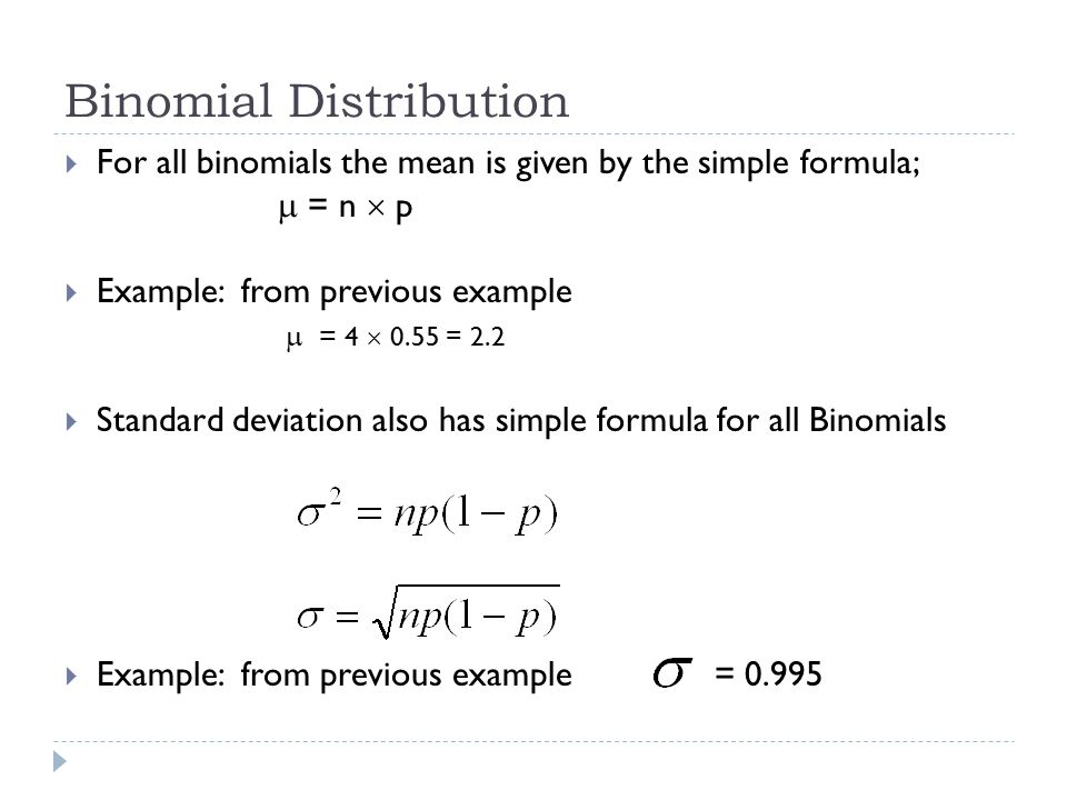 Binomial Distribution  What is P(< 3 people have gene) from a group of four people tested at random.