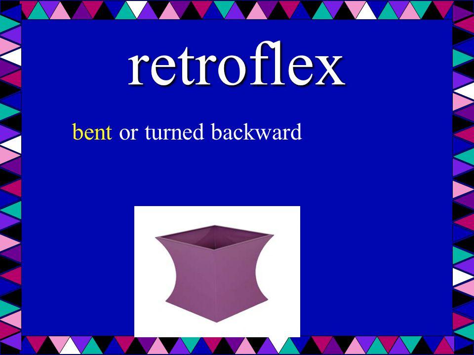 retroflex