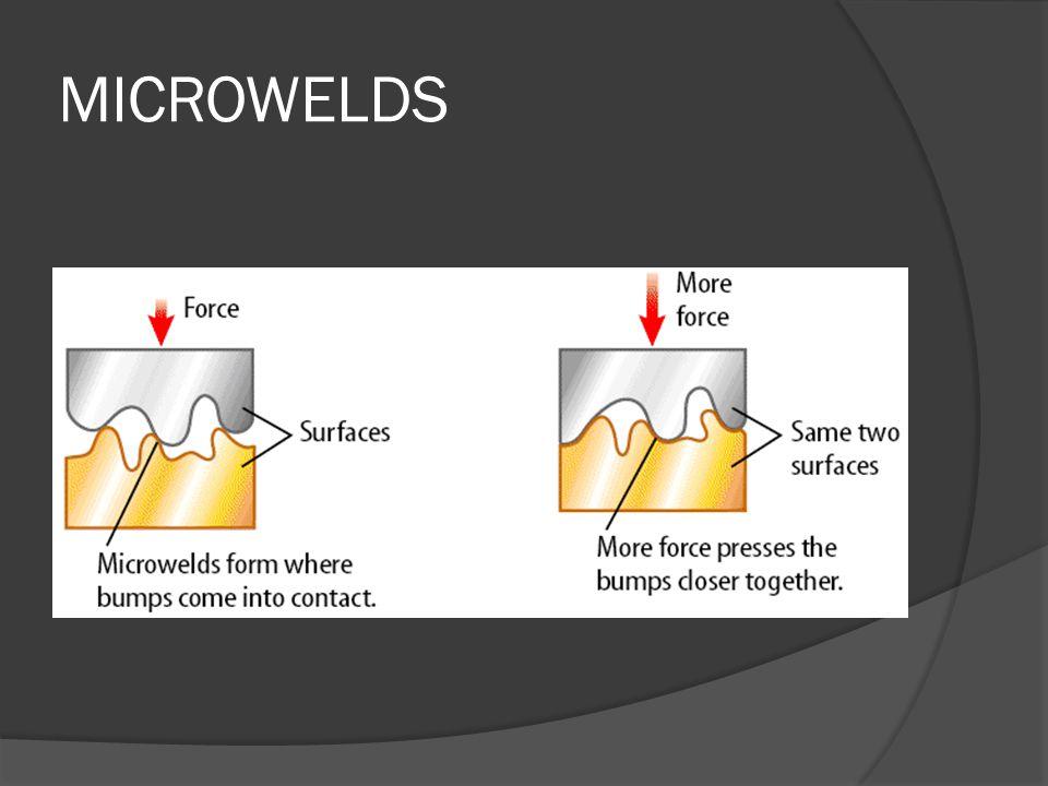 MICROWELDS