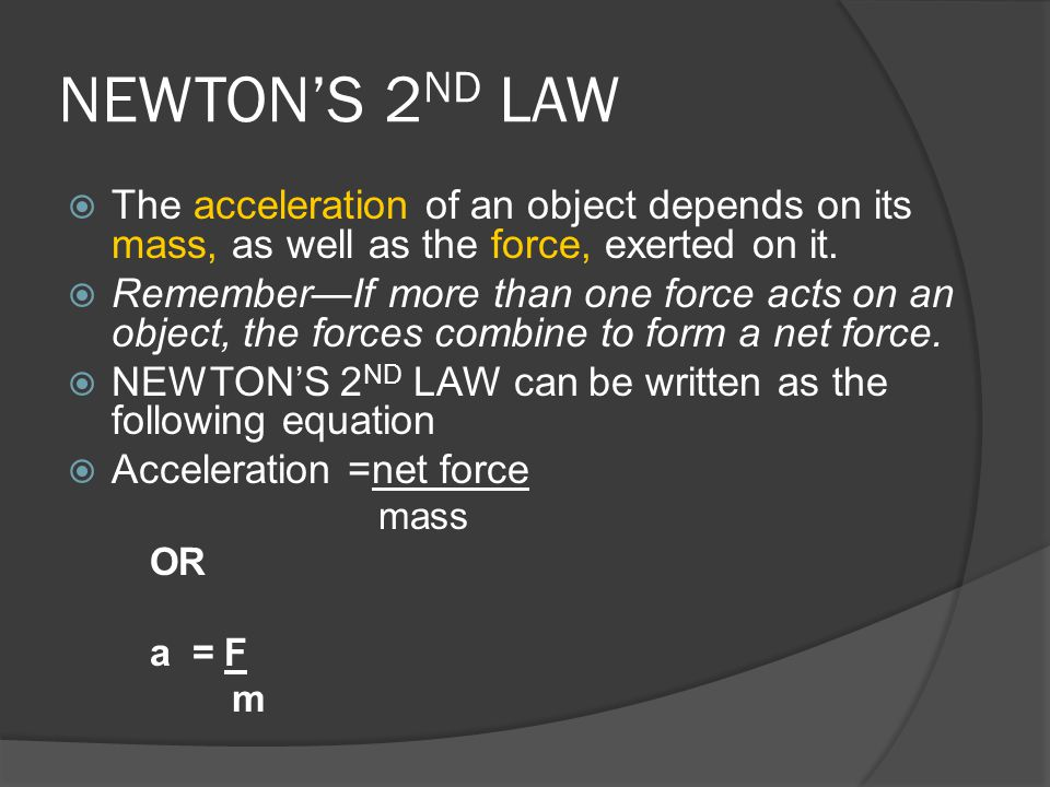 STATIC FRICTION  Friction between 2 surfaces that are NOT moving past each other.