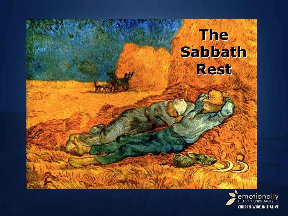 TheSabbathRest