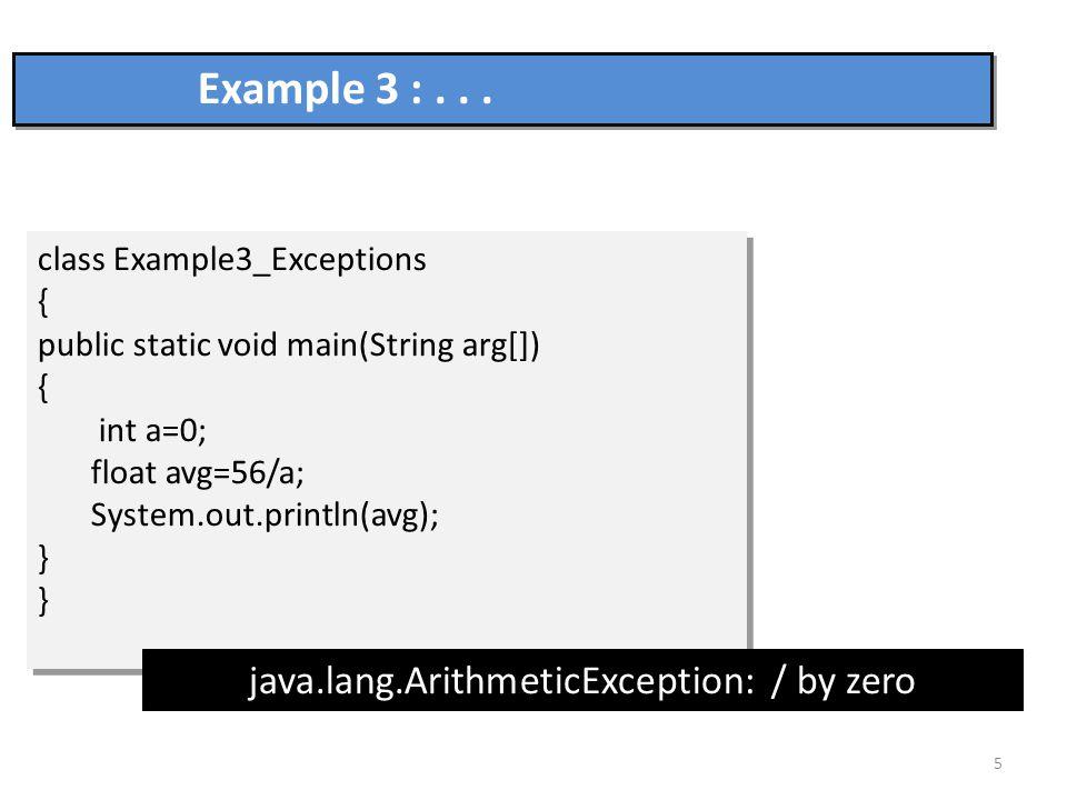 5 Example 3 :...