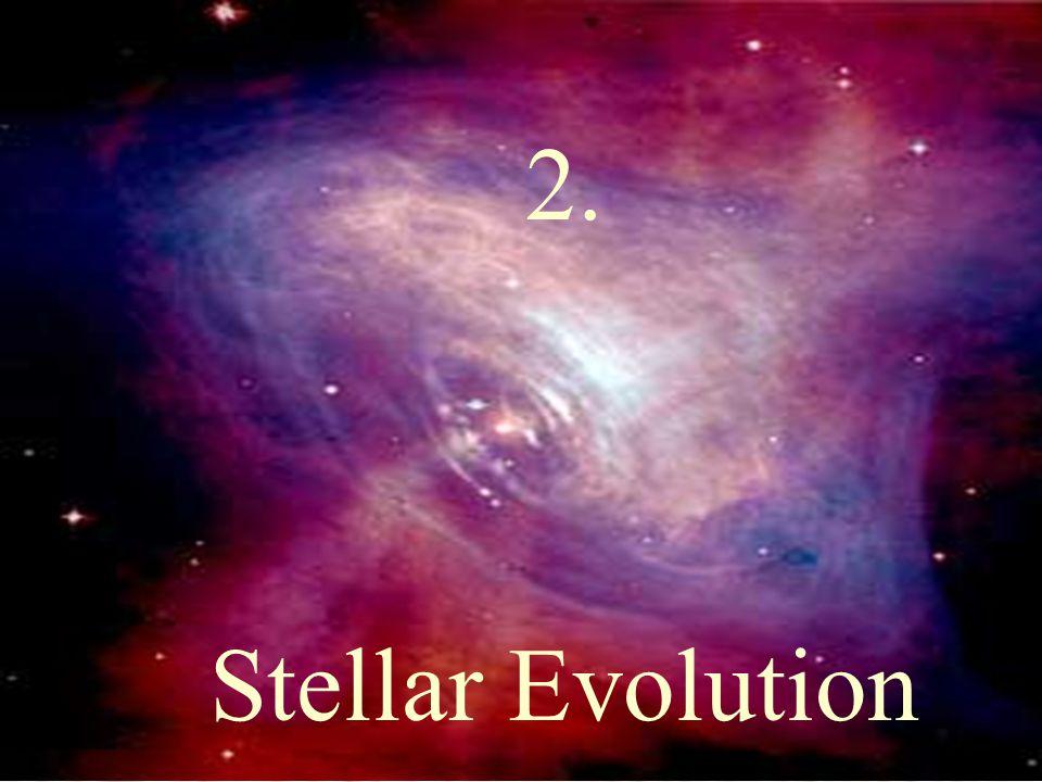 2. Stellar Evolution