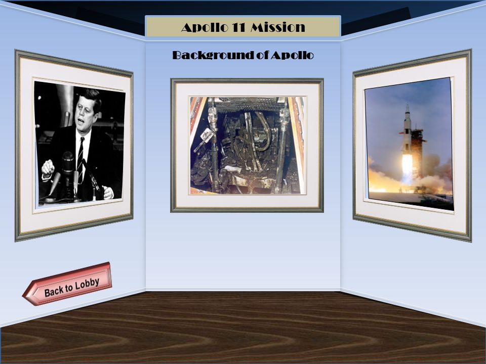 Name of Museum Background of Apollo Apollo 11 Mission