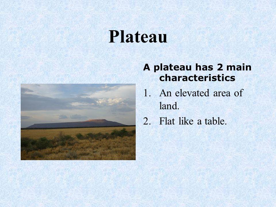 Volcano A volcano has 3 main characteristics 1.Cone shaped mountain 2.
