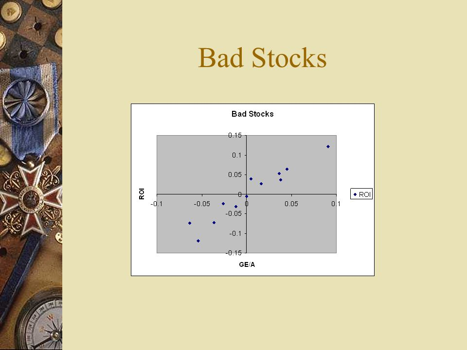 Bad Stocks