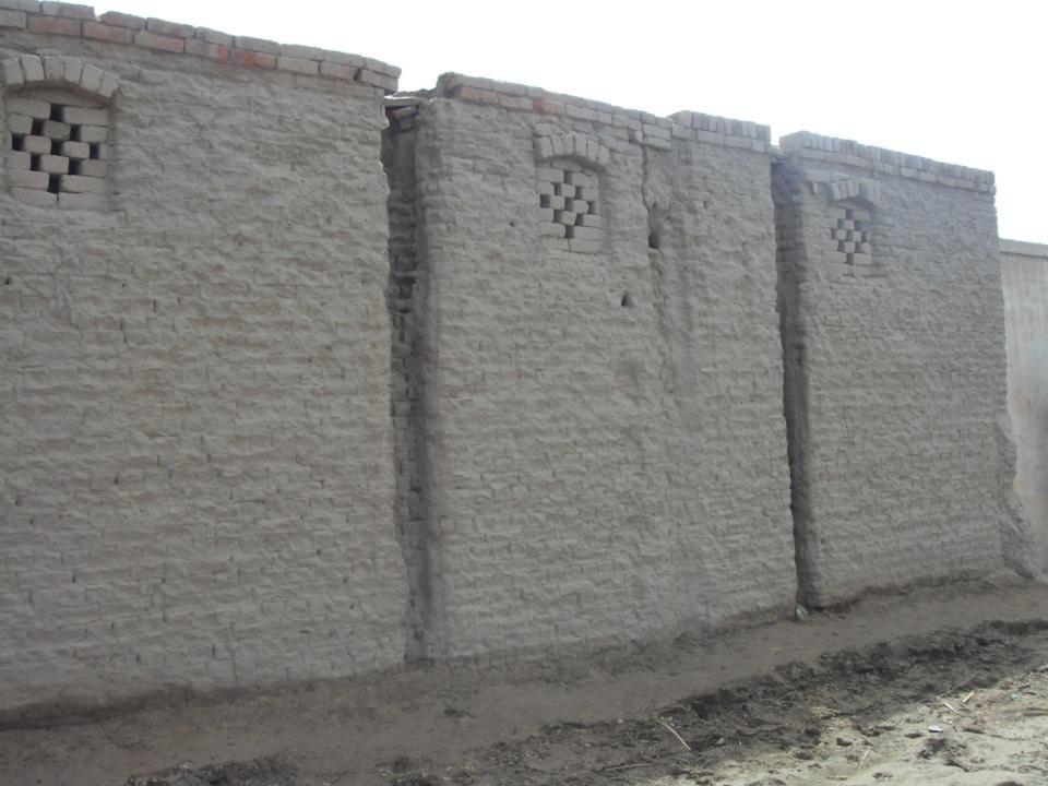 Bricks with Mortar