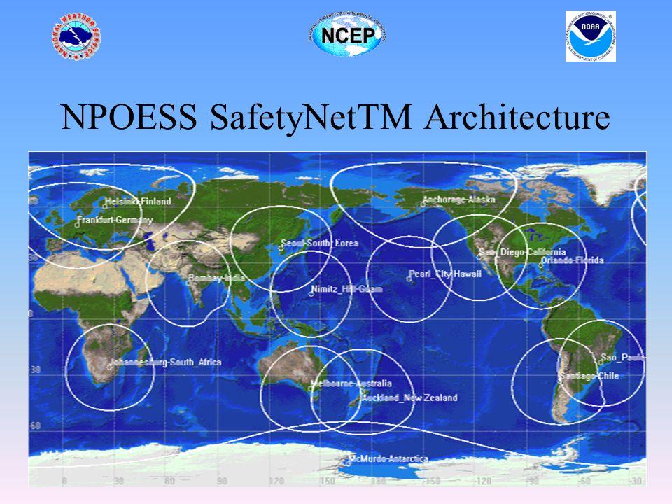 NPOESS SafetyNetTM Architecture