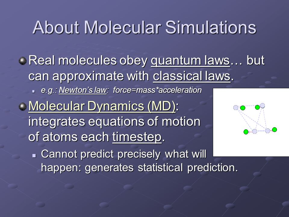 Idea: Using MBRs in cells For each cell, maintain a Minimum Bounding Rectangle (MBR) around it's atoms.