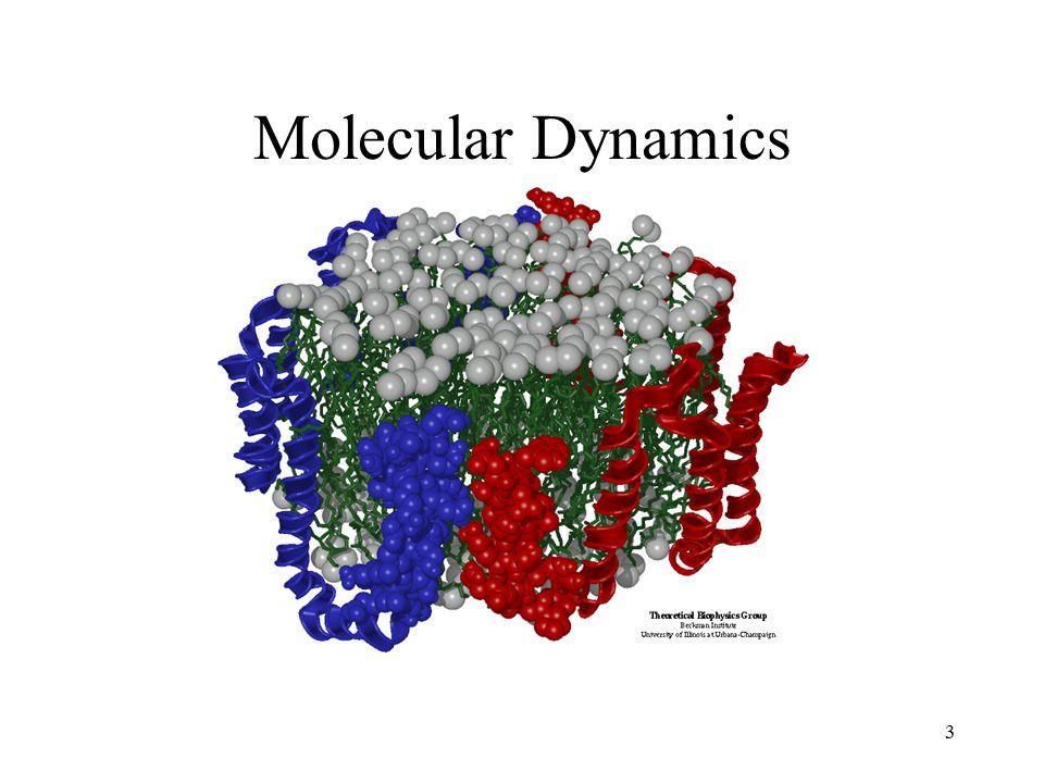 3 Molecular Dynamics