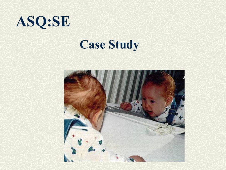 ASQ:SE Case Study