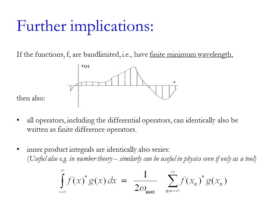 Relevance to Quantum Gravity.
