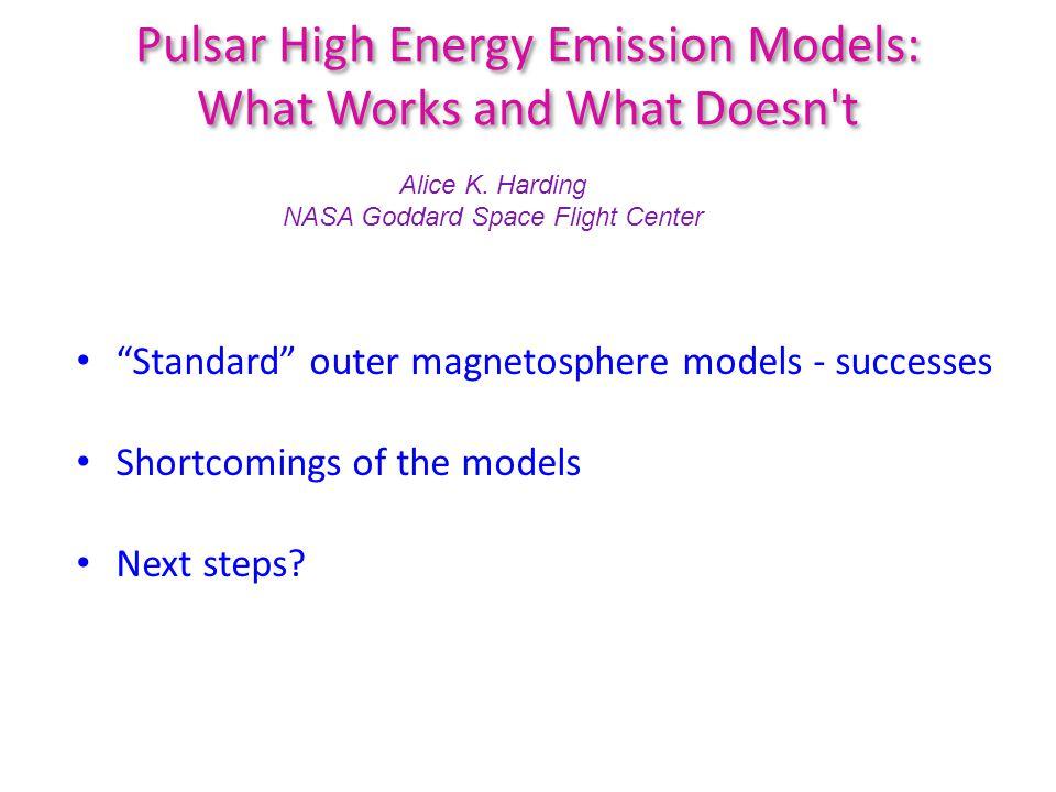 Modeling MSP Light Curves OG TPC  ~ 0.45  ~ 0.16   OG1 (80,70) TPC1 (70,80)  = 70 o, P = 5 ms  -ray Radio PSR J0030+0451 Venter, Harding & Guillemot 2009