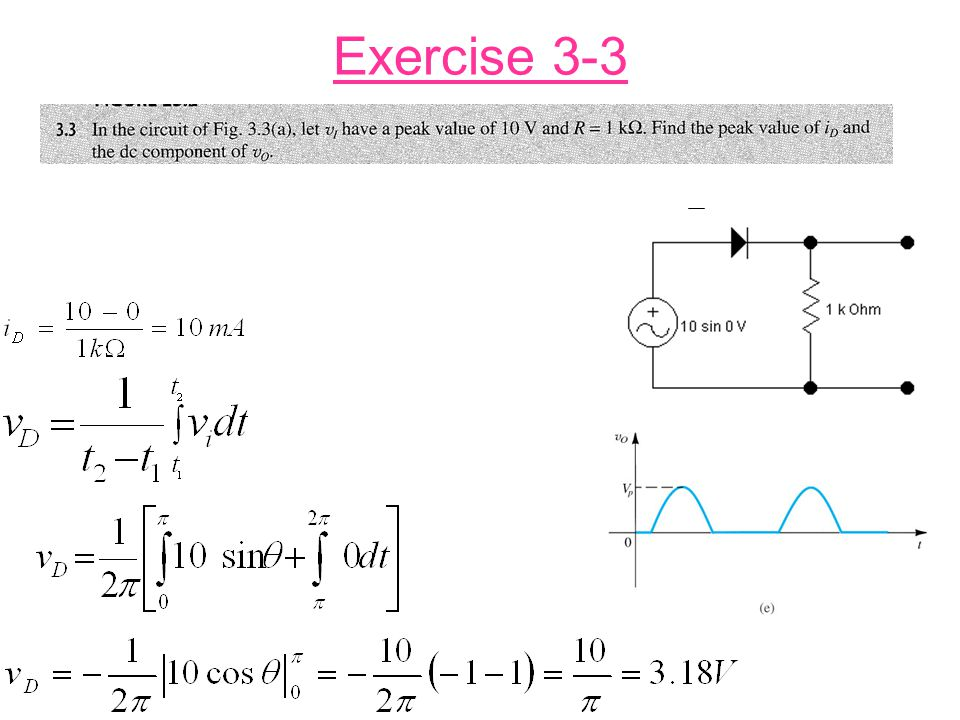 Exercise 3-3