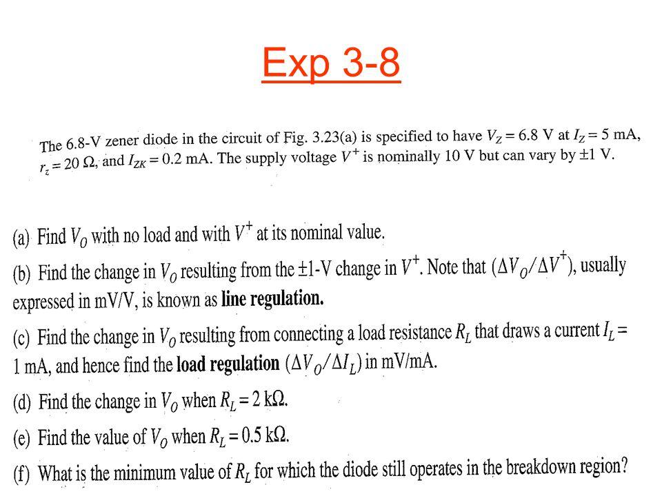 Exp 3-8