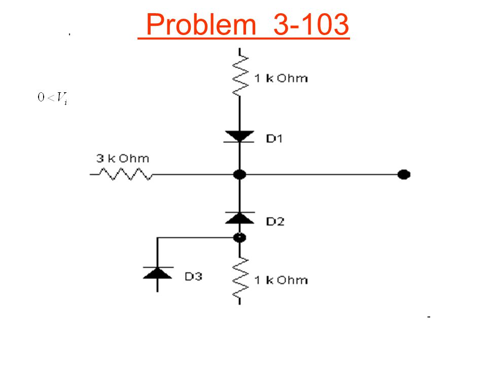 Problem 3-103