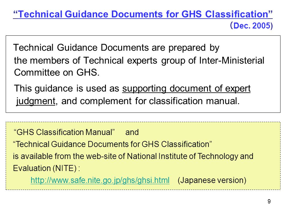 60 EPA and CLA use China National Standard CNS15030-Z1051-2006 as classification and labelling standard.