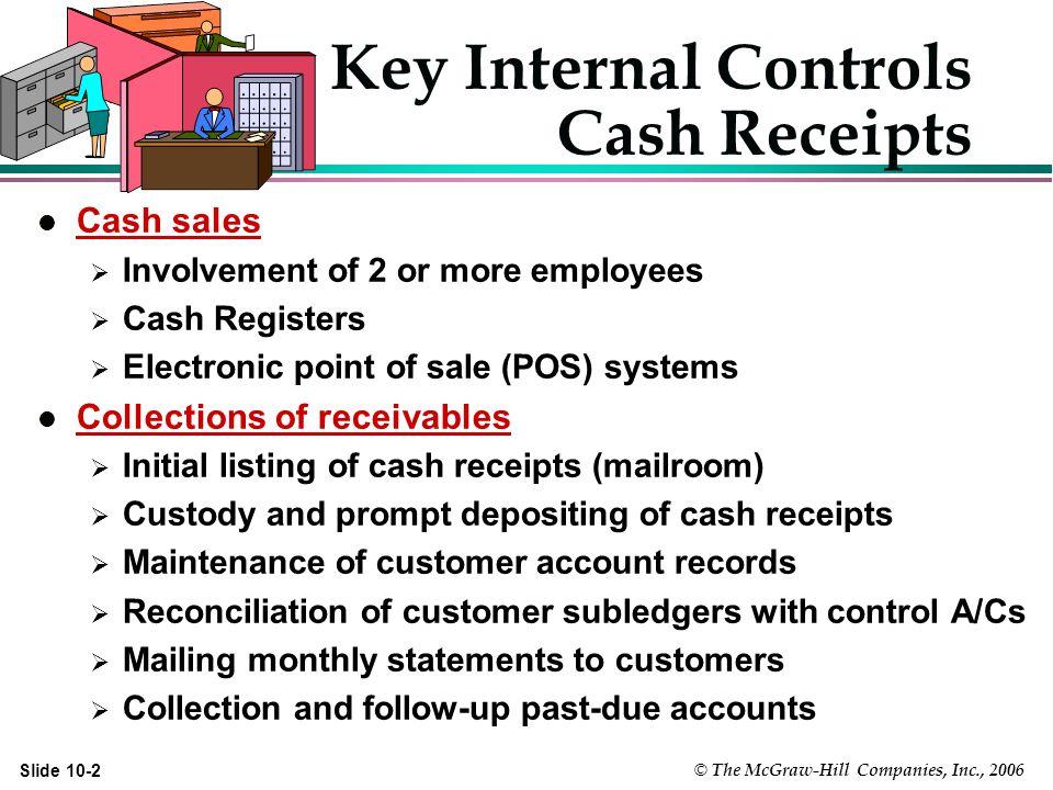 Proof of Cash Worksheet