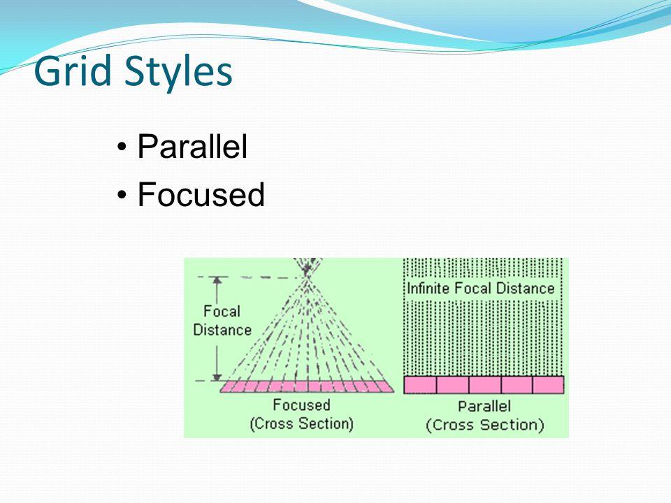 Grid Styles Parallel Focused