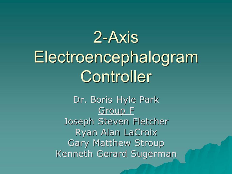 2-Axis Electroencephalogram Controller Dr.