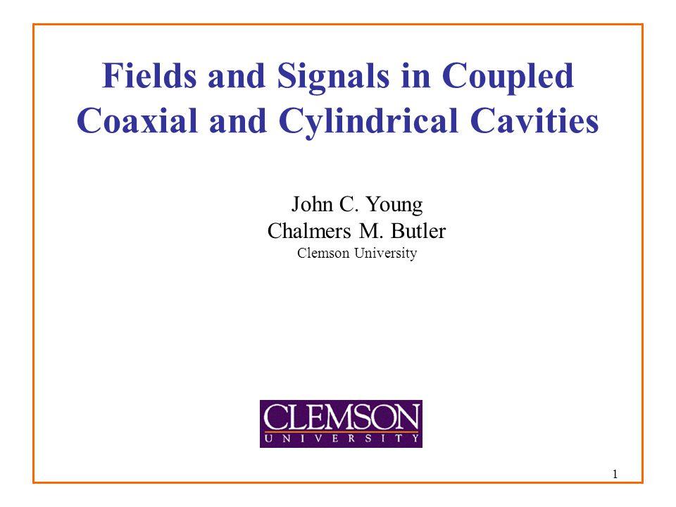 12 Clemson University / Applied Electromagnetics Group Integral Equation