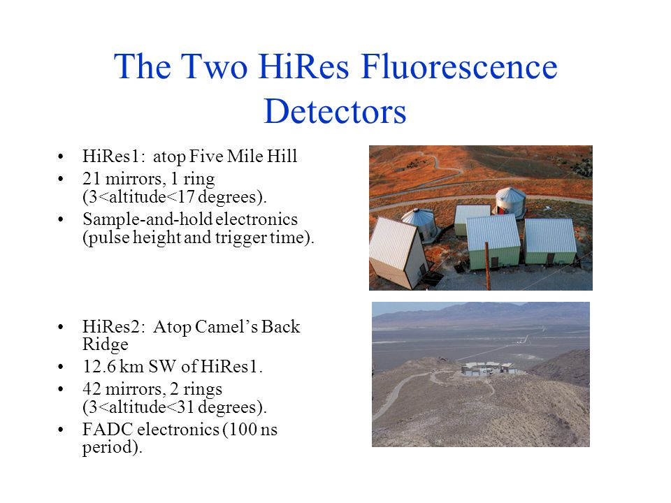 HiRes/Auger Spectra Comparison Auger confirms all spectral features of HiRes spectrum