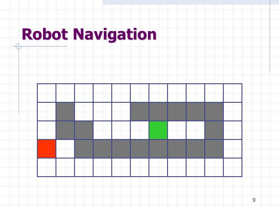 9 Robot Navigation