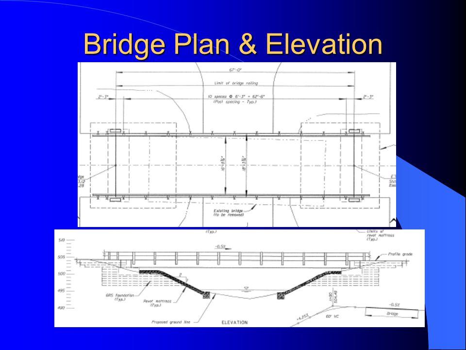 Bridge Plan & Elevation