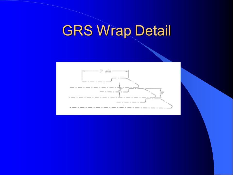 GRS Wrap Detail