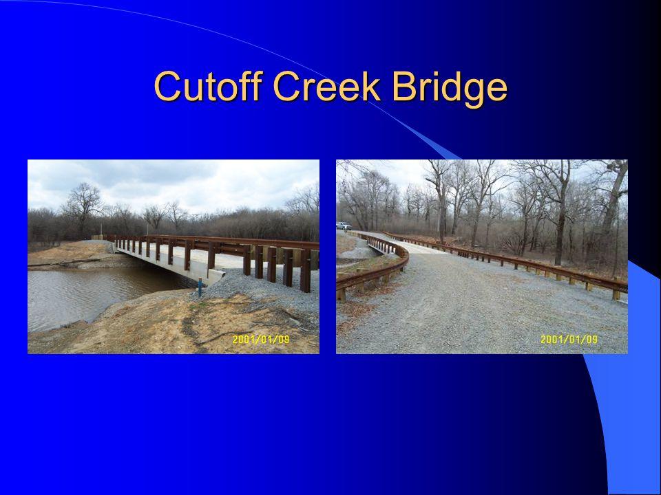 Cutoff Creek Bridge