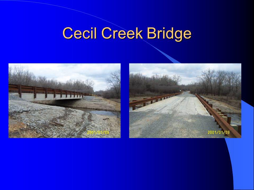 Cecil Creek Bridge
