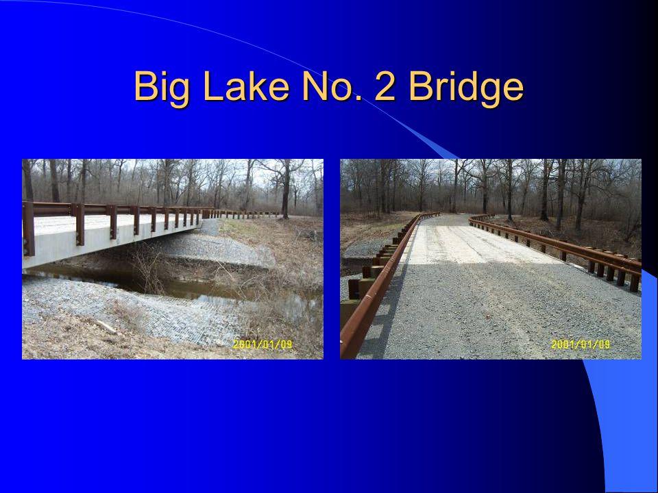 Big Lake No. 2 Bridge