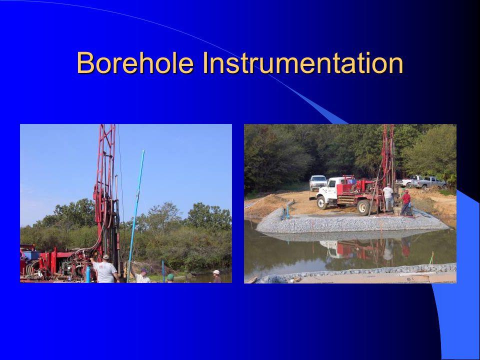Borehole Instrumentation