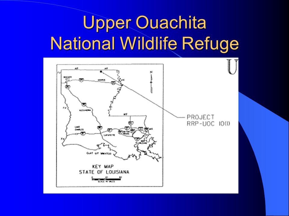 Upper Ouachita National Wildlife Refuge