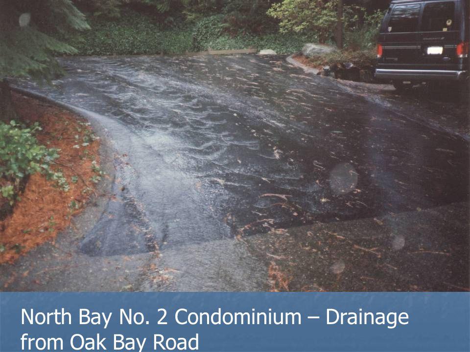 North Bay Condominiums No. 2 Conveyance System