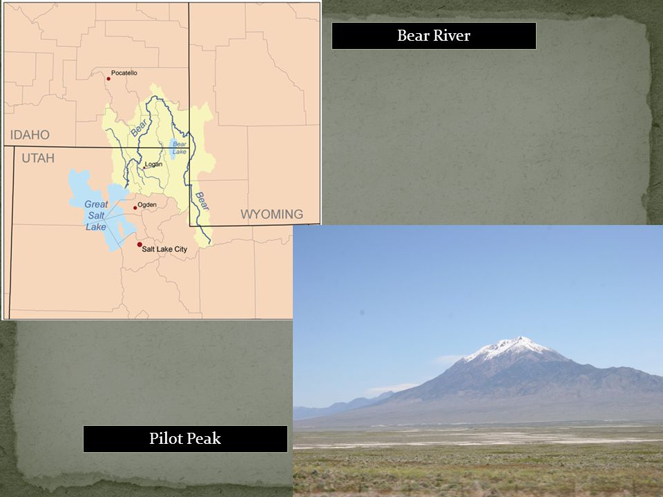 Bear River Pilot Peak