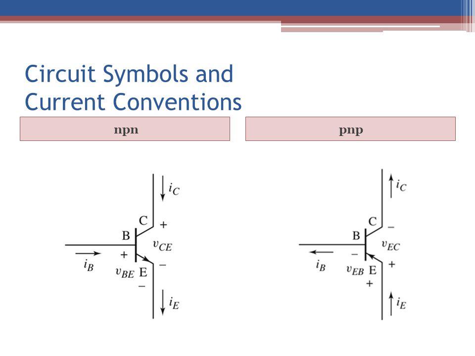 DC Equivalent Circuit for npn in forward active npnpnp