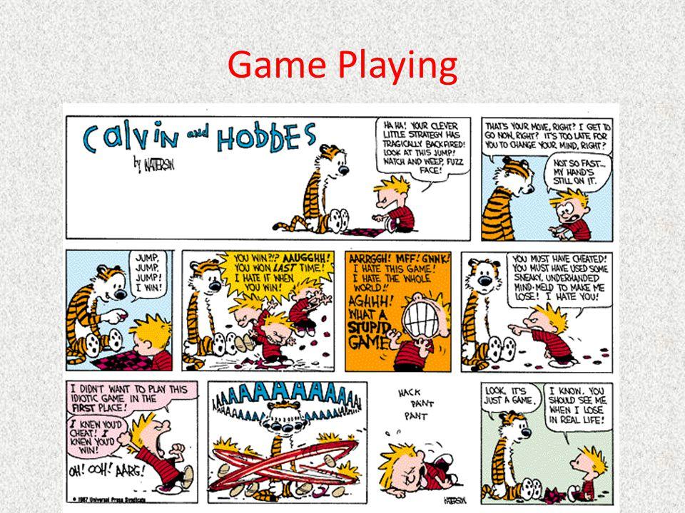 Game Playing