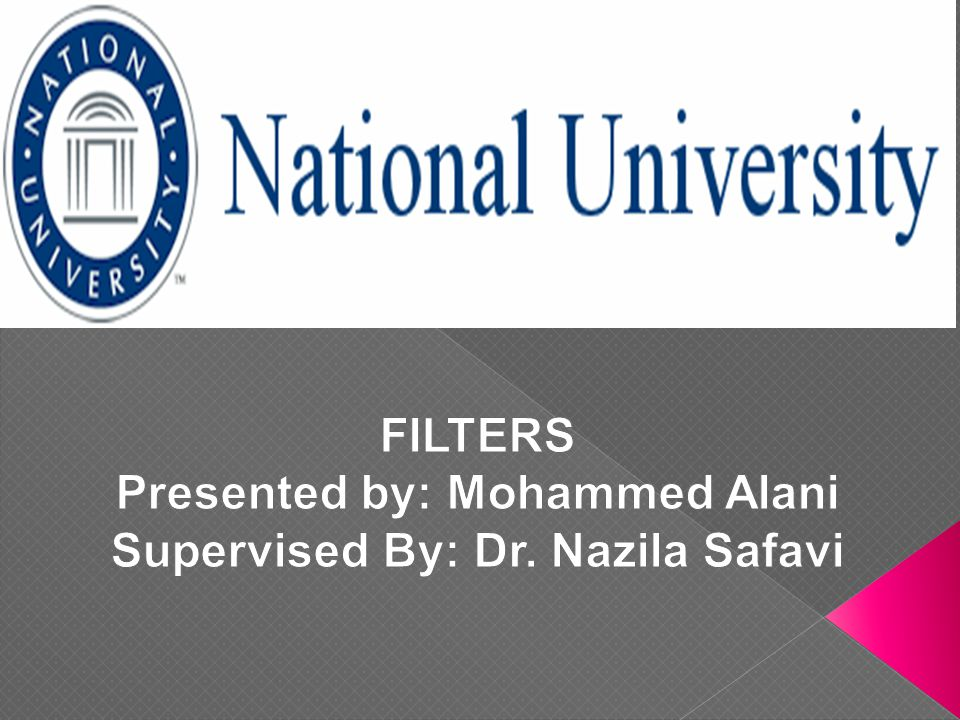  A high order IIF filter consists of multiple second order multiplied all together resulting a high order IIR filter H(z)=H1(z)*H2(z)*Hn(z) Where n is the order of the filter.