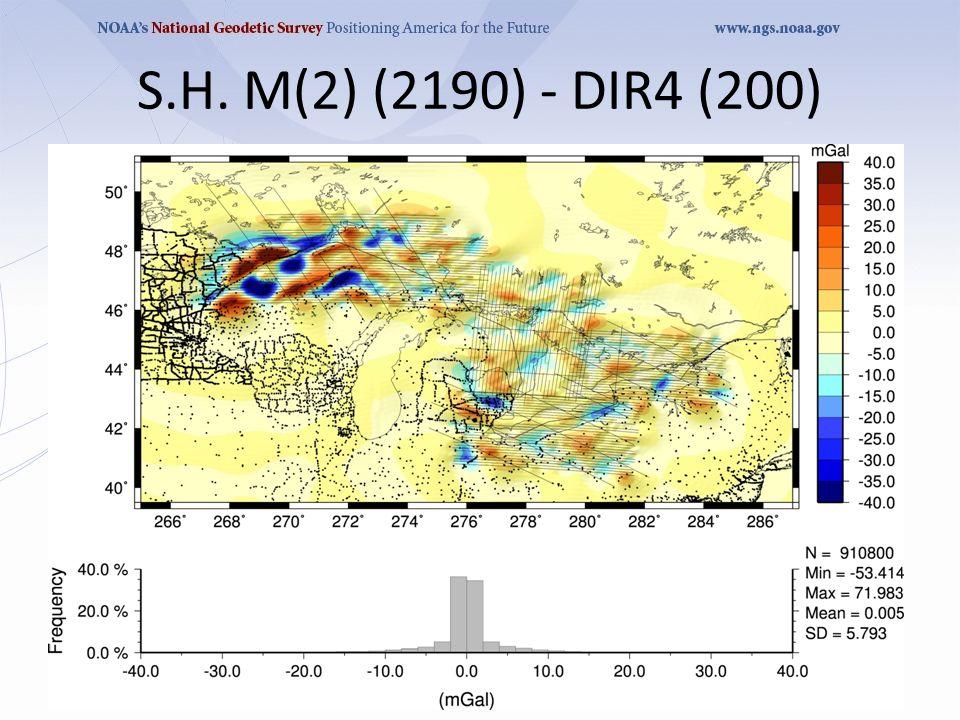 S.H. M(2) (2190) - DIR4 (200)